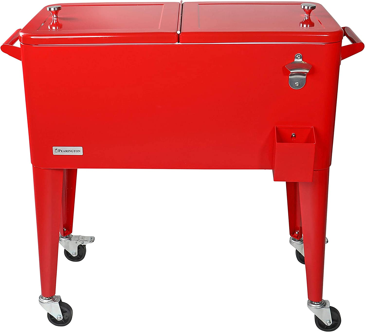 Pearington PEAR-80QT-35883 Outdoor Red Cooler Ranking TOP12 Colorado Springs Mall