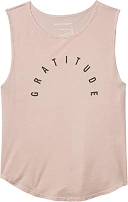 "Sassy ""Gratitude"" Tank"