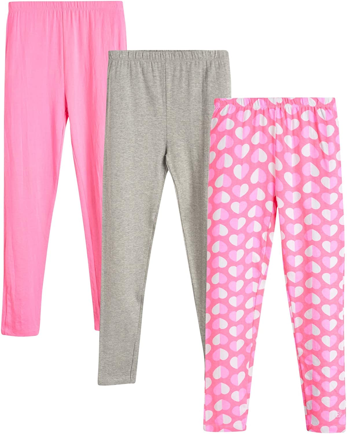 Limited Too Girls' Over item handling ☆ Assorted Casual Knit Solids in and P Leggings shopping