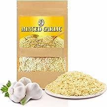 Yimi Premium Dried Minced Garlic, Natural Dry, Resealable Bag, 7.4 oz