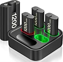 Rechargeable Battery Packs for Xbox One/Xbox Series X|S,...