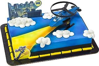 Decopac Batman Chase is On DecoSet Cake Decoration Topper