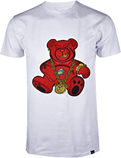 Screenshotbrand Mens Hipster Hip-Hop Premiun Technique Tees - Stylish Longline Latest NYC Fashion T-Shirts