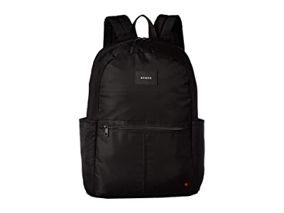 STATE Bags Marshall Large (Black) Backpack Bags