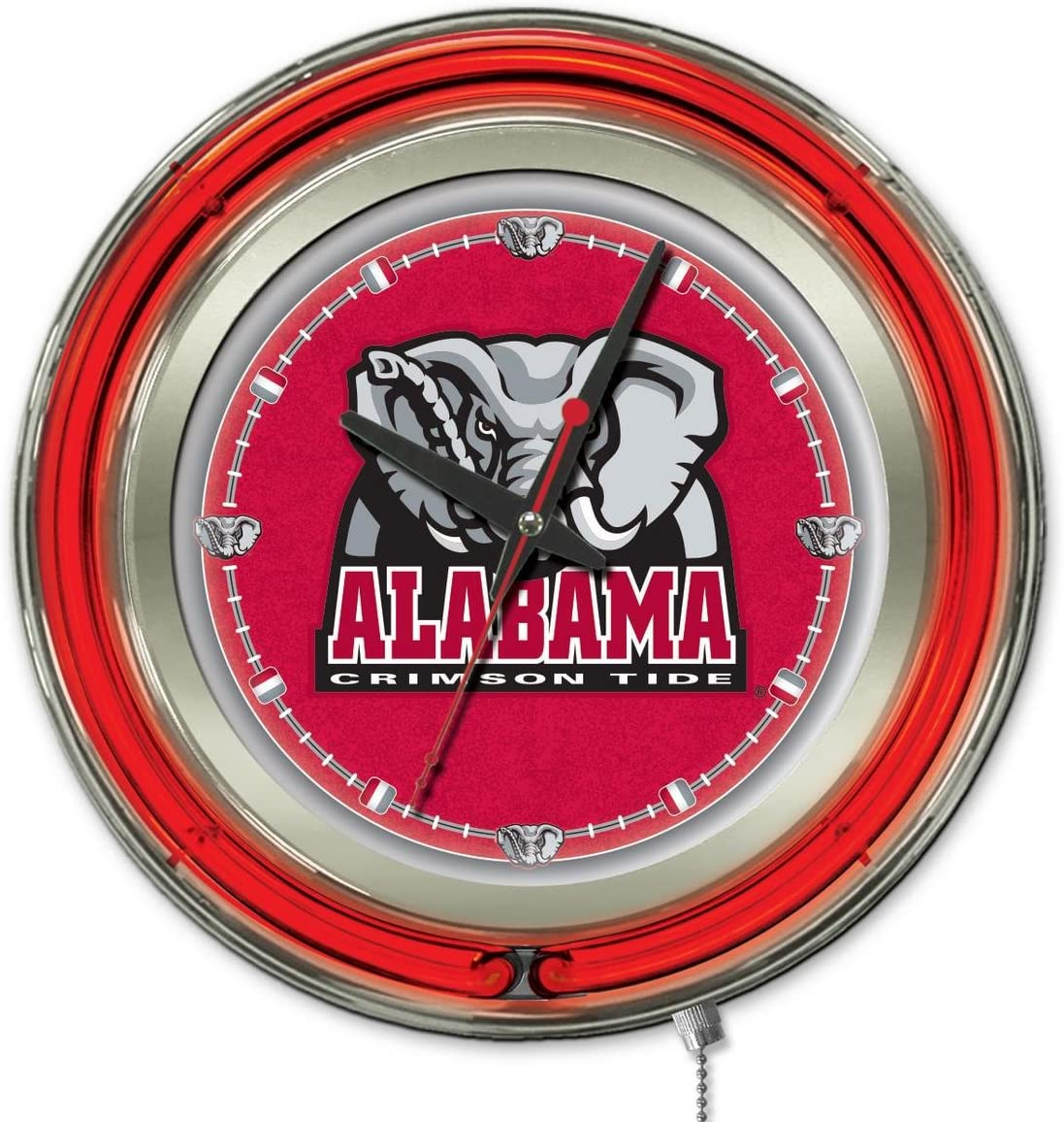 Holland Phoenix Mall Bar Stool Co. Ranking TOP4 Alabama Crimson HBS Elephant Red Tide Neon