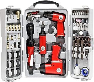 Set herramientas aire comprimido 71 piezas Llave impacto