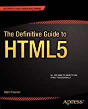 Best definitive guide to html5 Reviews