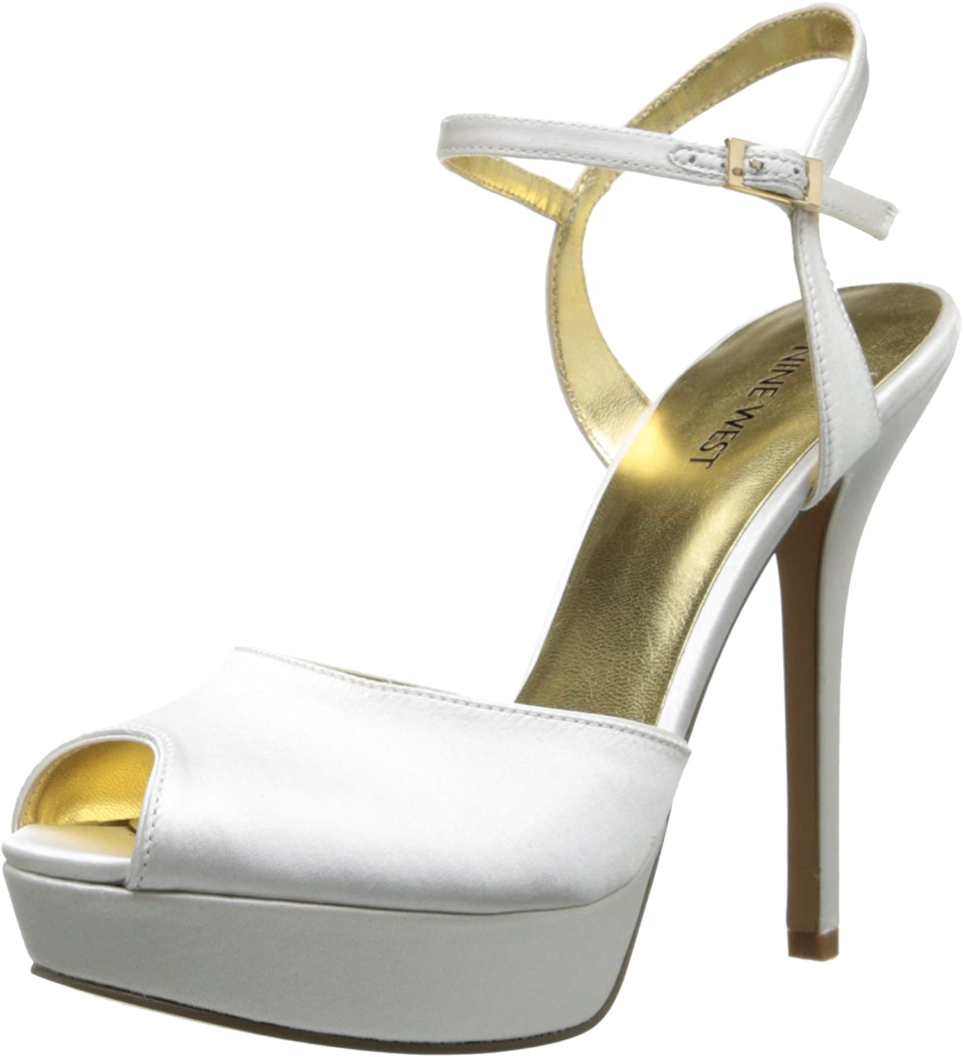 Nine West Women's Rako Heeled Sandal