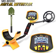 Best metal detector sensitivity Reviews