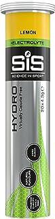 Science in Sport Go Hydro Electrolyte Tablets, Lemon Flavour, 20 Tablets