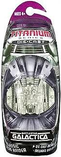 Battlestar Galactica Hasbro Titanium Series 4 Diecast Mini Cylon Raider [Classic]