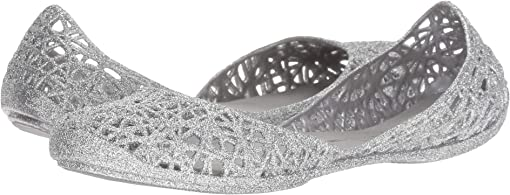 Light Silver Glitter
