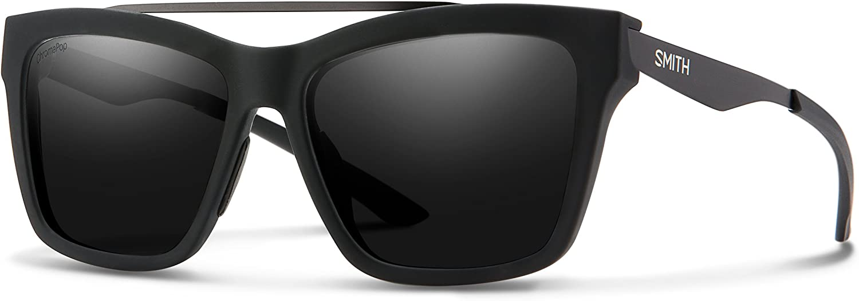 Smith The Runaround Chroma Pop Sunglasses, Matte Black