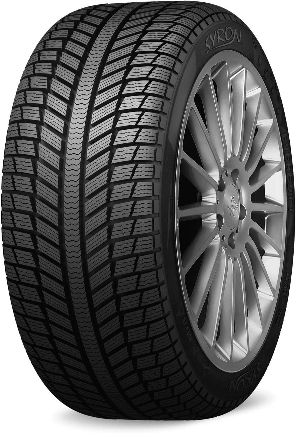 Syron Tires Everest1 Plus Xl 225 55 R17 101v E B 72db Winterreifen Pkw Auto