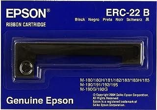Epson ERC-22B Black Ribbon 10-Pack for M-160180190