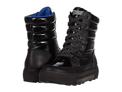 Cougar Wahoo Waterproof (Black Leather/Nylon) Women