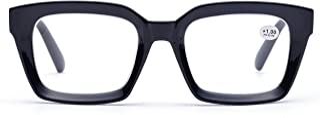 Retro Oprah Style Square Reading Glass Big Eyeglass Frames Large lens 50mm