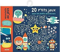 20 P'TITS JEUX POUR LES PETITS AVENTURIERS
