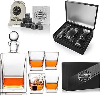 Coupe cristal 9 Oz environ 255.14 g whisky verre-American footballeur Design en Boîte Cadeau