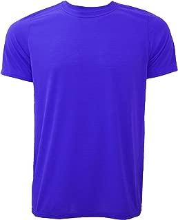 Mens Core Performance Sports Short Sleeve T-Shirt