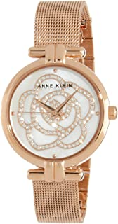 Anne Klein AK/N3102MPRG Analog Quartz Rose Gold Watch