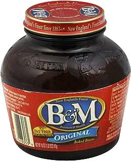 B&M Original Baked Beans 18.0 Oz (Pack of 3)