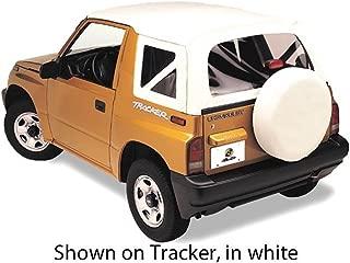 Bestop 51364-01 Black Crush Replace-A-Top Soft Top Clear Windows; No Door Skins Included for 1995-1998 Suzuki Sidekick