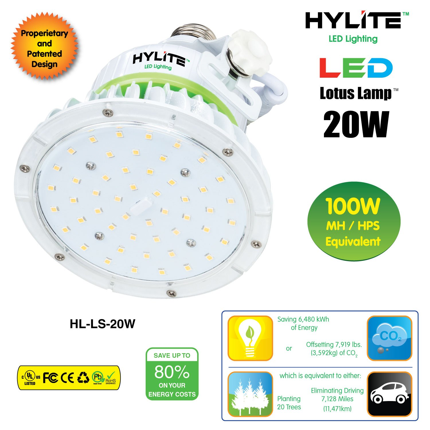 Amazon Com Hylite Led Lighting