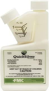QuickSilver T&O Herbicide 8oz Carfentrazone-ethyl 21.3% Selective Weed Killer
