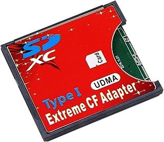 ChenYang SD SDHC SDXCから 高速 エクストリーム コンパクトフラッシュ CF Type I アダプター 16/32/64/128 GB用