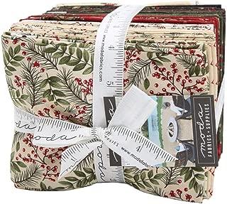 Holly Taylor Winter Manor 33 Fat Quarters 1 Panel Moda Fabrics 6770AB