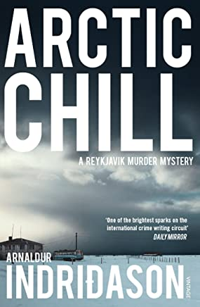Arctic Chill (Reykjavik Murder Mysteries Book 5) (English Edition)
