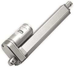22 inch Firgelli Automations Bullet Series 36mm Diameter 224 lb Force 12V Linear Actuator