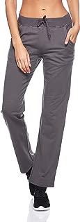 BodyTalk Women's BDTKW PANTS Sports Sweatpants With Elastic Waistband