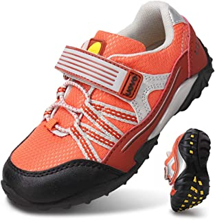 UOVO Boys Shoes Running Sneakers Kids Hiking Athletic...