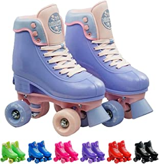 Infinity Skates Adjustable Roller Skates for Girls and Boys - Soda Pop Series - Available in 7 Colors