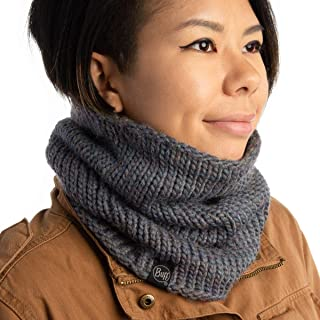Buff Knitted & Polar Fleece Neckwarmer