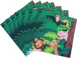 Best jungle party napkins Reviews