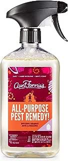 Aunt Fannie's All Purpose Pest Remedy; liquid spray (16.9 oz bottle); ant and roach killer