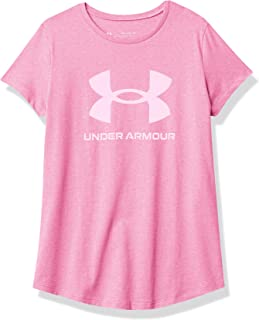Under Armour Girls' Live Sportstyle Graphic Short-Sleeve T-Shirt