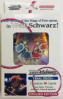 Weiss Schwarz Revue Starlight English Trial Deck Plus