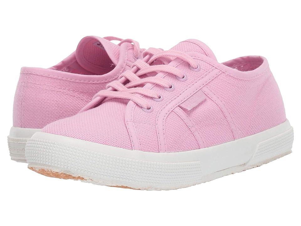 Superga Kids 2750 JCOT Classic (Toddler/Little Kid) (Pink Lavender) Girls Shoes