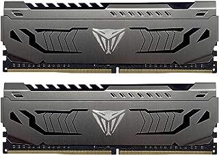 Patriot Viper Steel Series DDR4 16GB (2 x 8GB) 3866MHz Performance Memory Kit - PVS416G386C8K