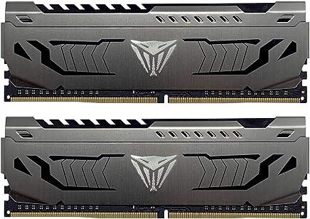 Patriot Memory Viper Steel PVS416G386C8K módulo de - Memoria (16 GB, 2 x 8 GB, DDR4, 3866 MHz, 288-pin DIMM)