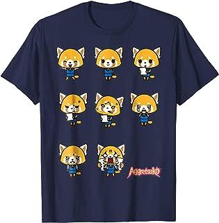 Aggretsuko Current Mood Tee Shirt