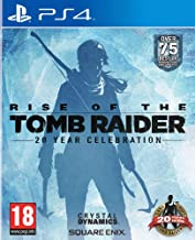 Classic Officials Ps4 Rise Of The Tomb Raider: 20 Year Celebration [Limited Artbook Edition] (Euro)