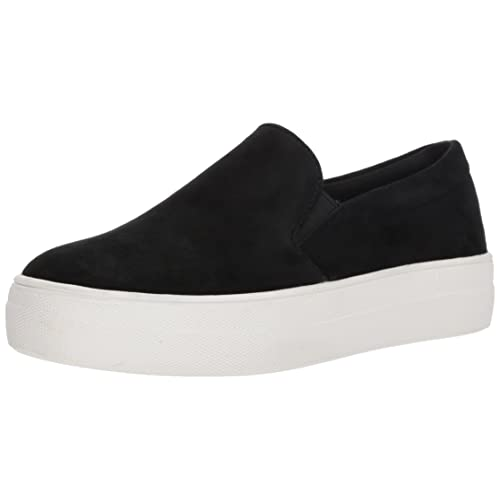 896c8a05678e Women s Black Platform Sneakers  Amazon.com