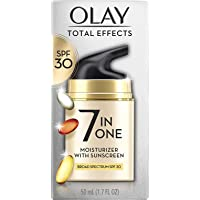 Deals on Olay Total Effects 7-in-1 Anti-Aging Moisturizer w/SPF 30 1.7Oz