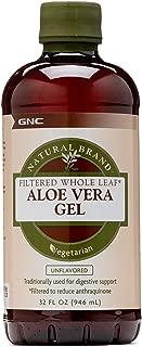 Natural Brand Aloe Vera Gel, 32 fl. oz, Supports Digestive Health