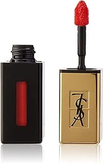 Yves Saint Laurent Rouge Pur Couture Vernis a Levres 镜光唇釉,No.8 橘色,0.2 盎司